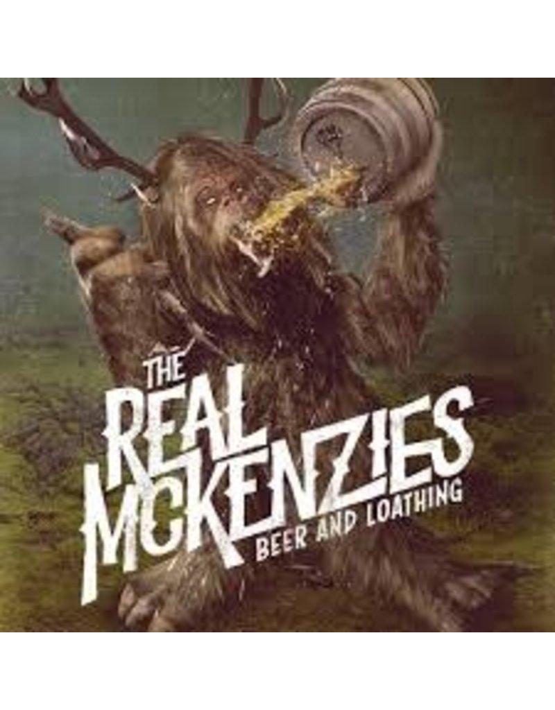 (CD) The Real Mckenzies - Beer & Loathing