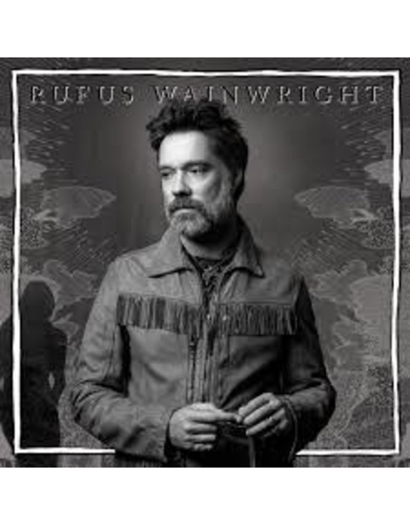 (CD) Rufus Wainwright - Unfollow The Rules (DLX CD)
