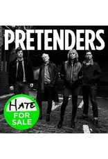 (CD) Pretenders - Hate For Sale