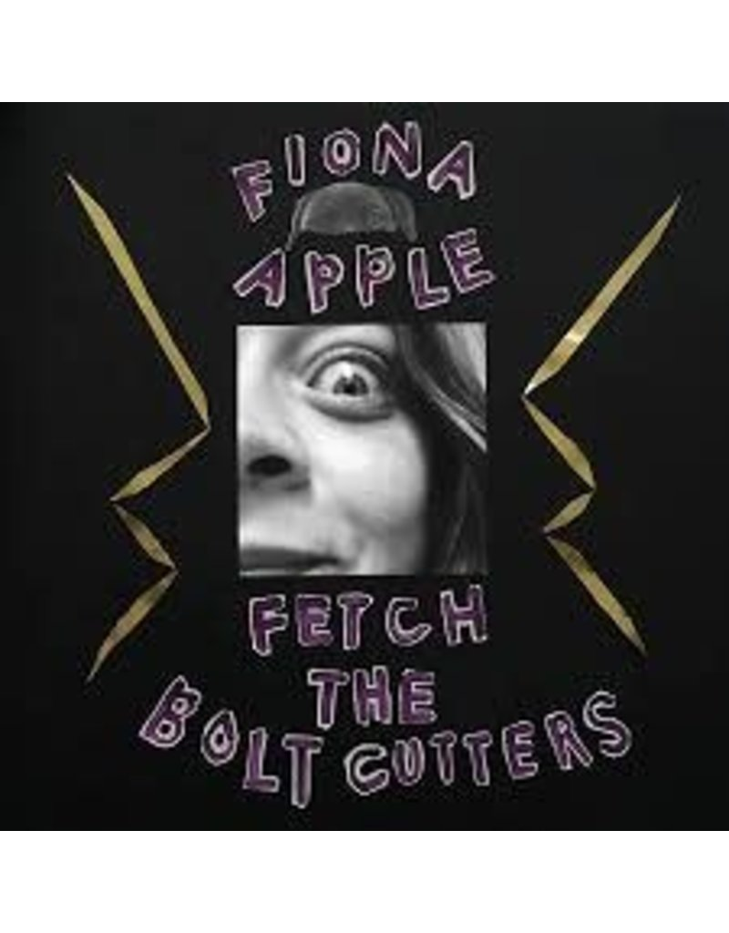 (CD) Fiona Apple - Fetch The Bolt Cutters