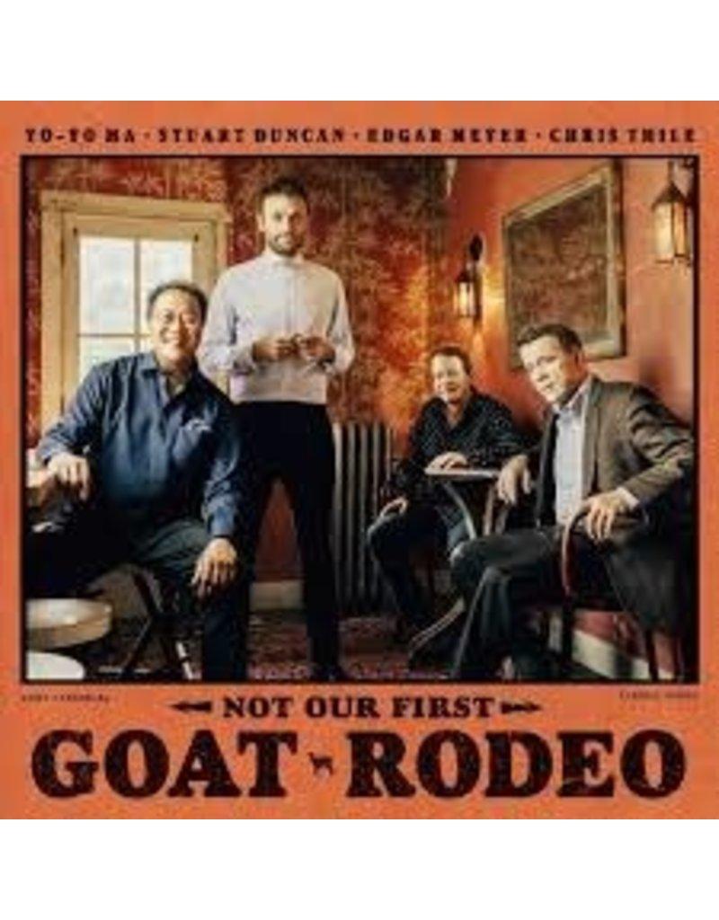 (CD) Yo-Yo Ma Stuart Duncan Edgar Meyer & Chris Thile - Not Our First Goat Rodeo