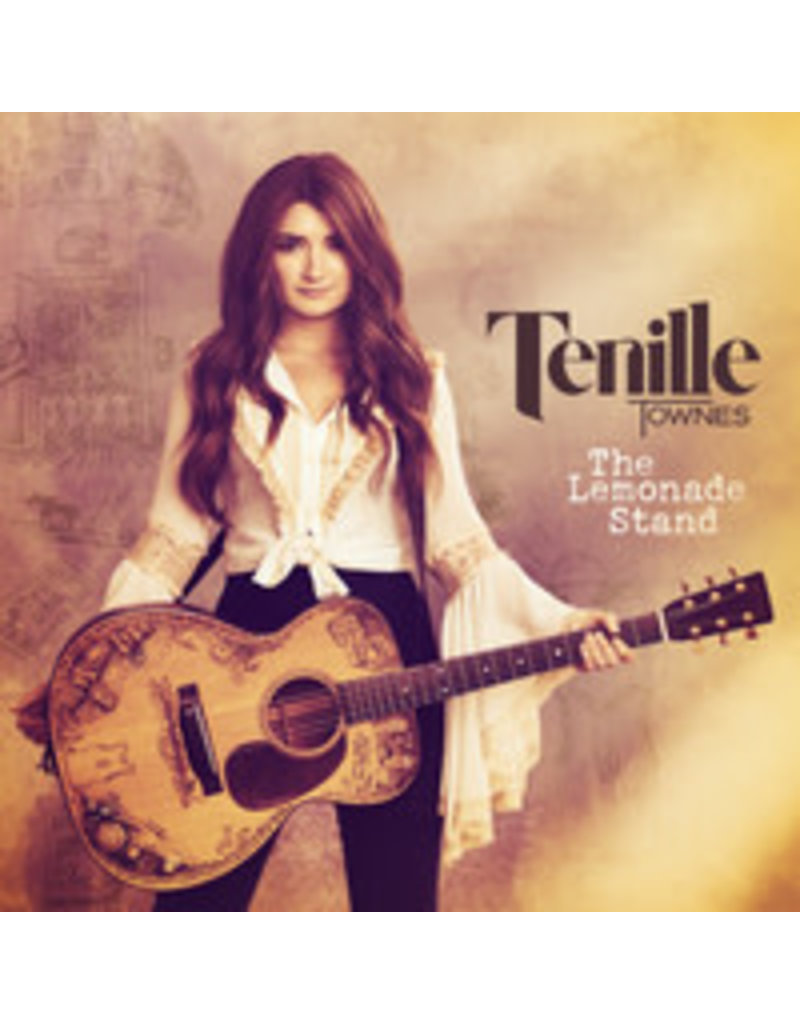 (CD) Tenille Townes - The Lemonade Stand