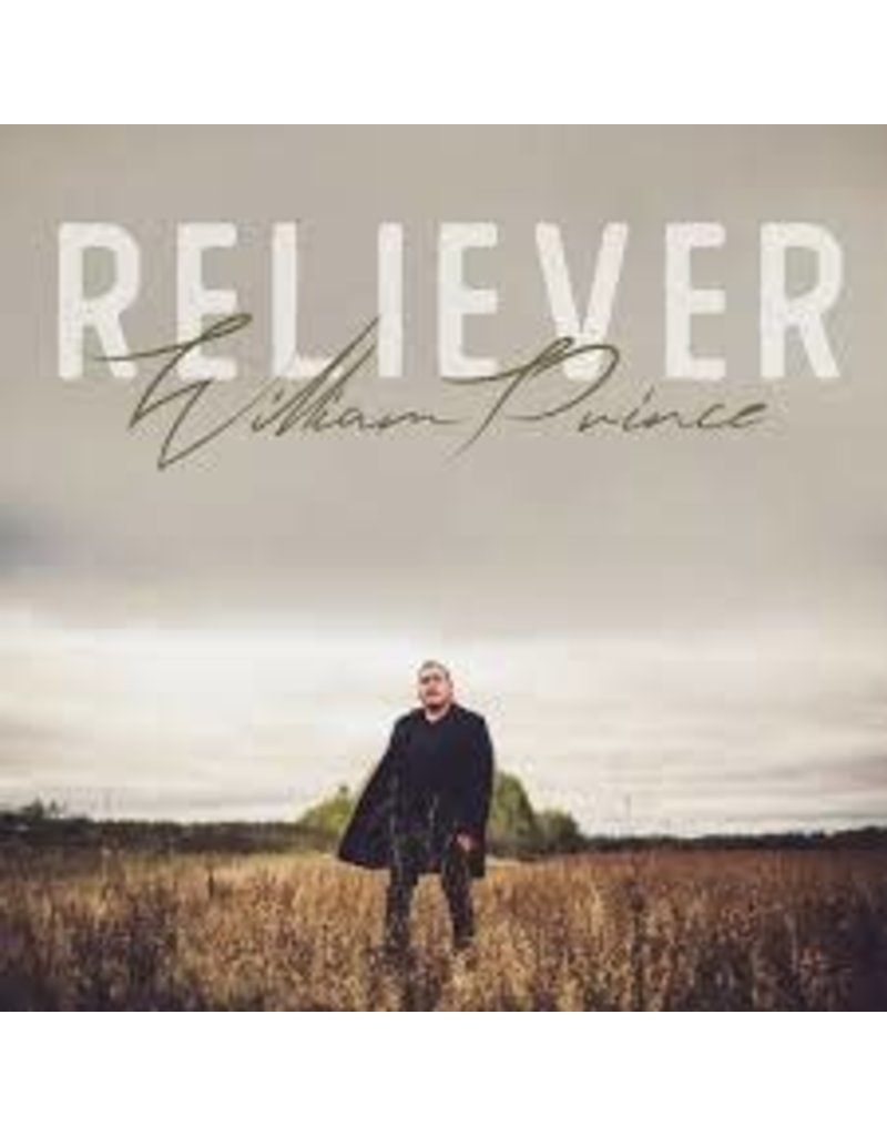 (CD) William Prince - Reliever