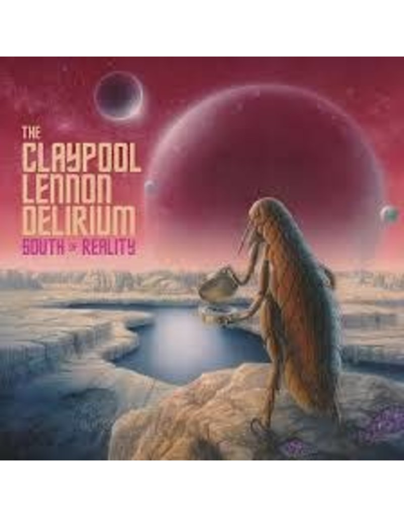 (CD) Claypool Lennon Delirium - South of Reality