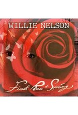 (CD) Willie Nelson - First Rose Of Spring