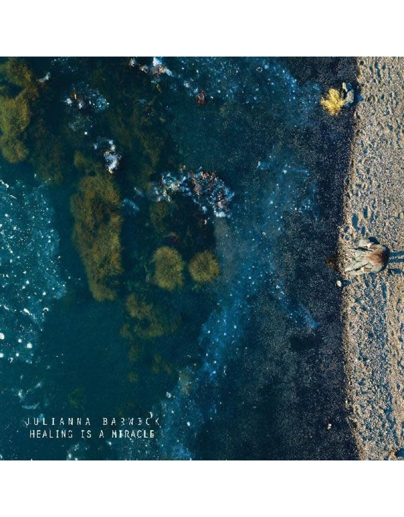 (CD) Julianna Barwick - Healing Is A Miracle
