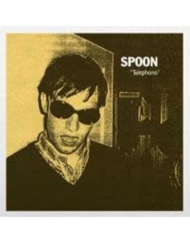 (CD) Spoon - Telephono