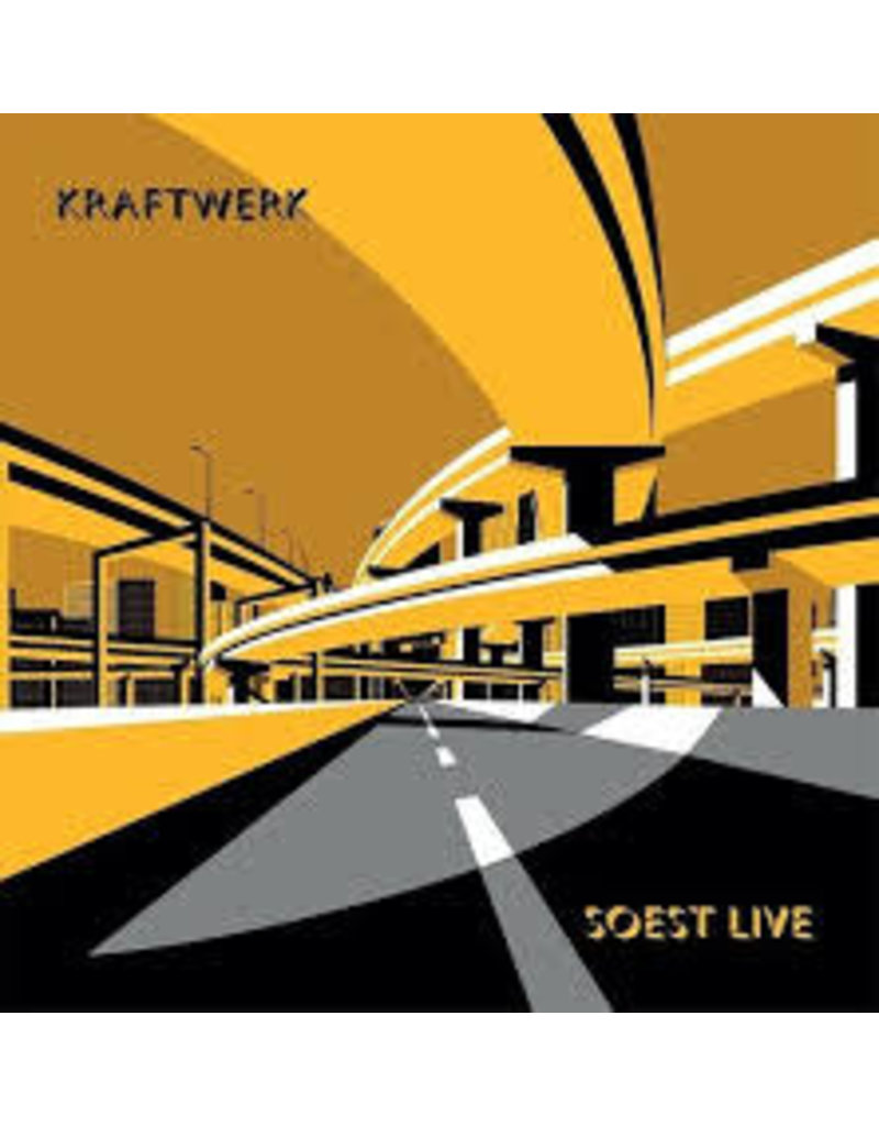 Inner Space (CD) Kraftwerk - Soest Live