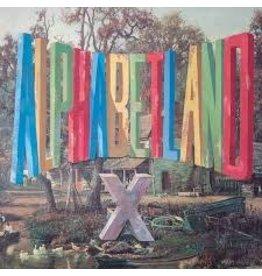 (CD) X - Alphabetland