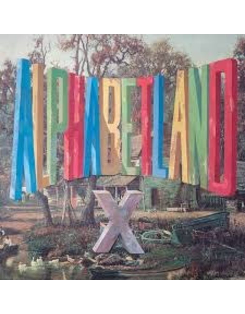 (CD) X - Alphabetland