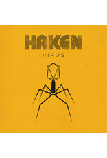 (CD) Haken - Virus