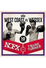 (CD) NOFX/Frank Turner - West Coast Vs. Wessex