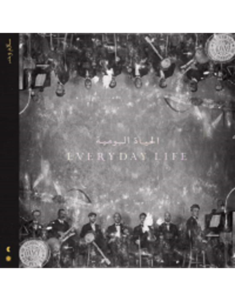 (CD) Coldplay - Everyday Life
