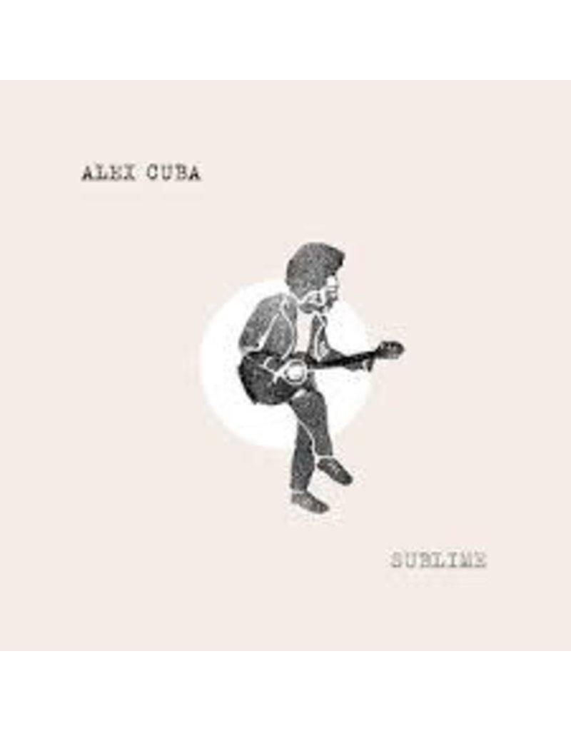 (CD) Alex Cuba - Sublime