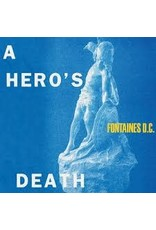 Fontana North (CD) Fontaines DC - A Hero's Death