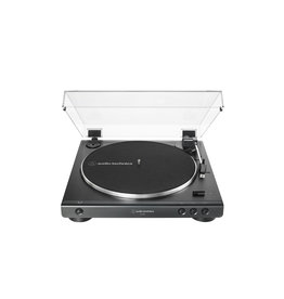 AT-LP60X-BK Audio Technica Turntable (Black)