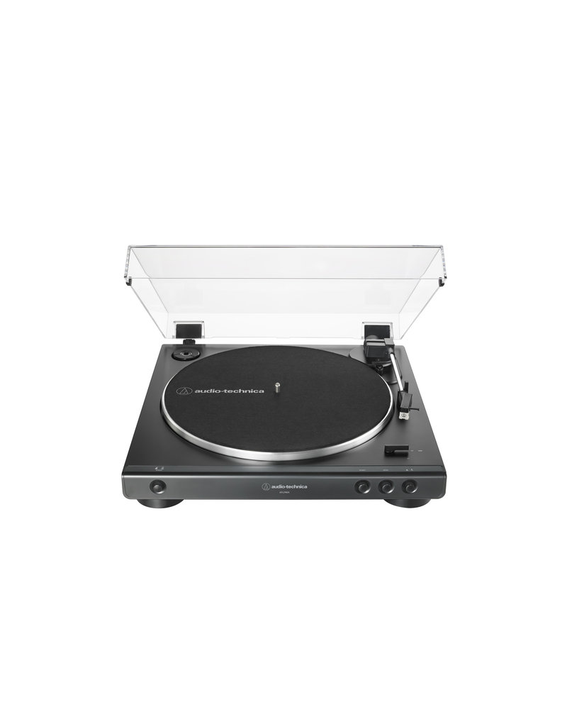 Audio Technica AT-LP60X-BK  Fully Automatic Turntable (Black)