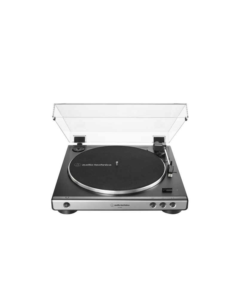 AT-LP60X-GM Audio Technica Turntable (Gun Metal)