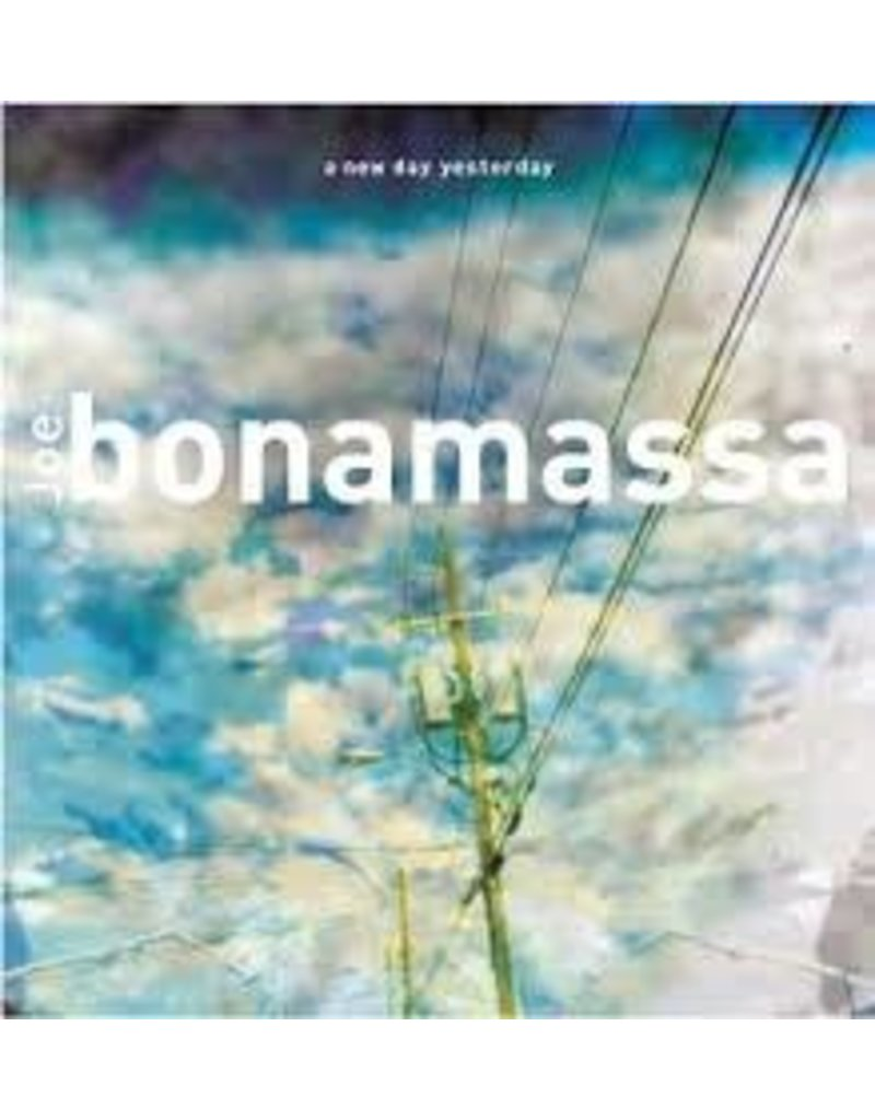 Fontana North (CD) Joe Bonamassa - A New Day Now