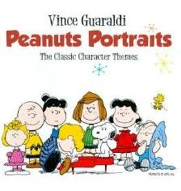 (LP) Vince Guaraldi - Peanuts Portraits