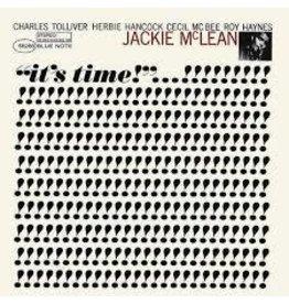 (LP) Jackie Mclean - It's Time (Tone Poet Series)