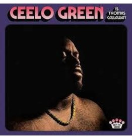 Easy Eye Sound (CD) CeeLo Green - Ceelo Green Is Thomas Callaway