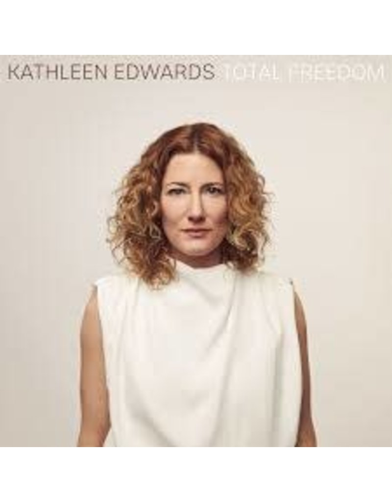 (CD) Kathleen Edwards - Total Freedom