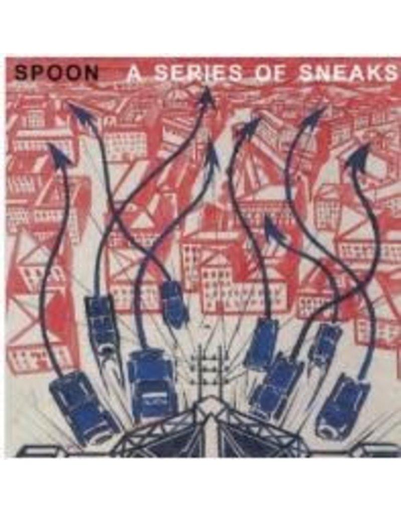 (CD) Spoon - A Series Of Sneaks