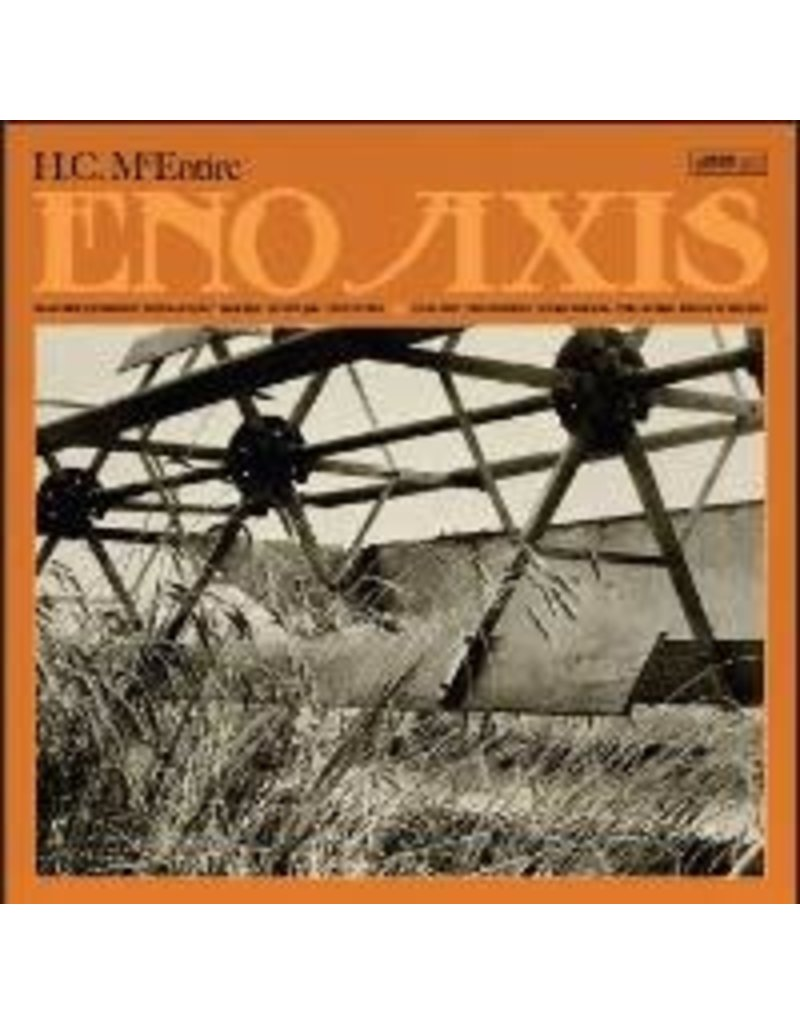 (CD) HC McEntire - Eno Axis