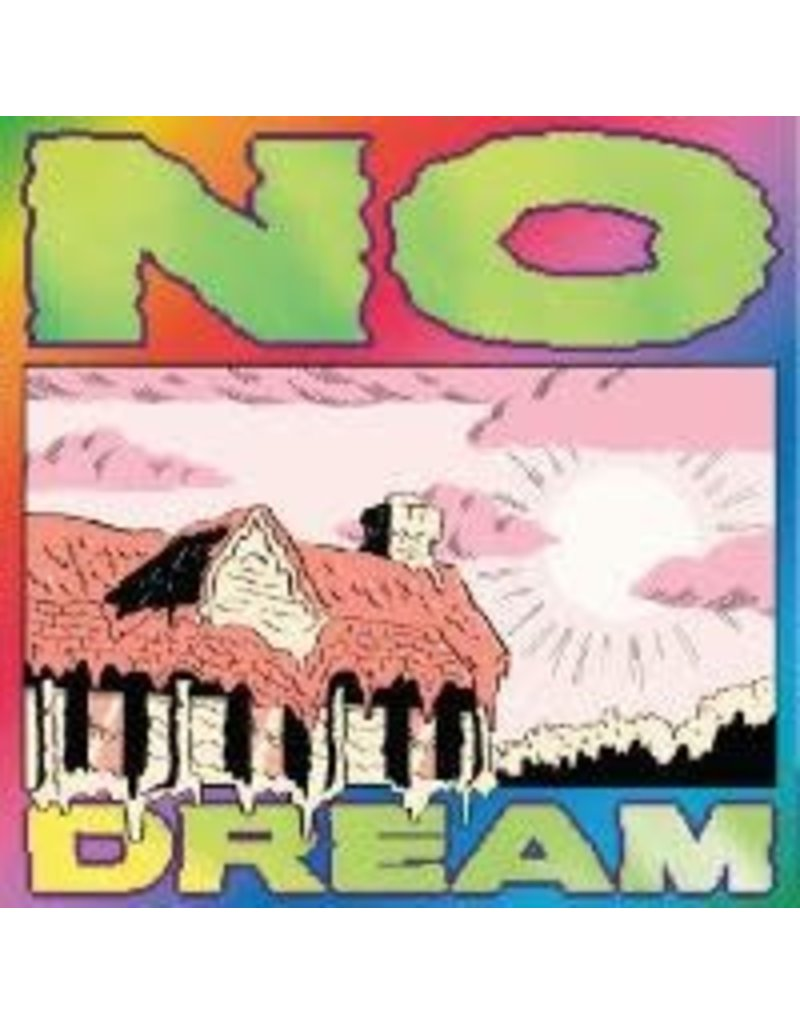 (CD) Jeff Rosenstock - NO DREAM