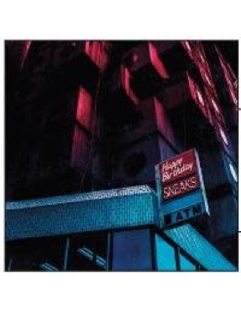 (CD) Sneaks - Happy Birthday