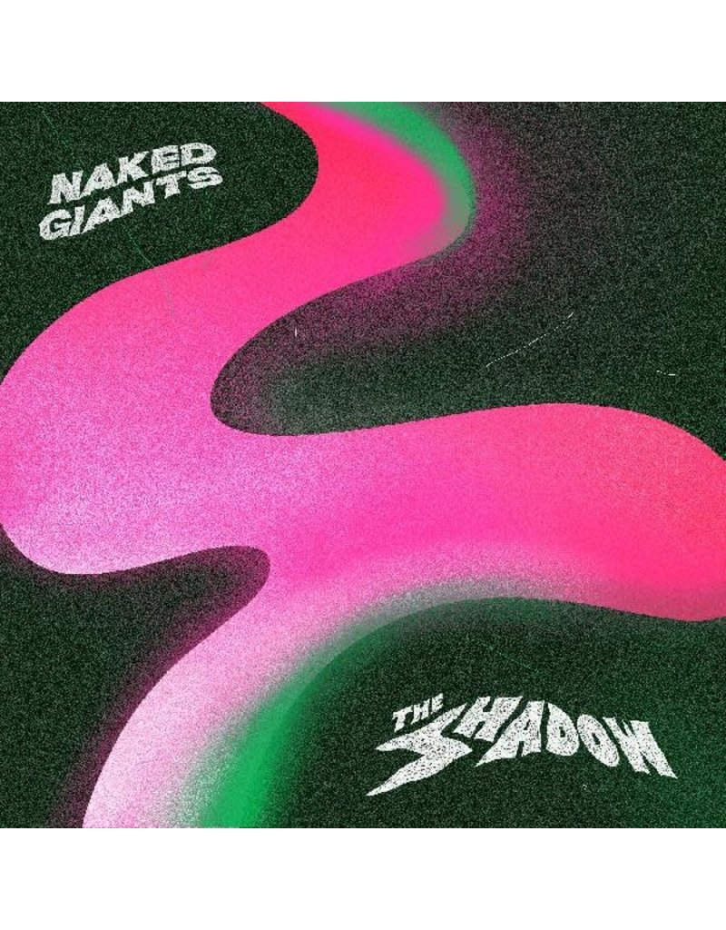 (CD) Naked Giants - The Shadow