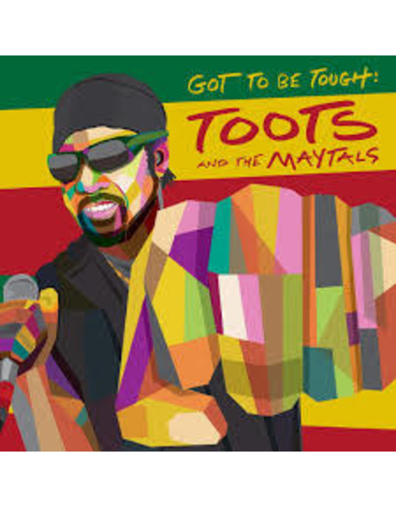 (CD) Toots & The Maytals - Got To Be Tough