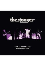 (CD) Stooges- Live At Goose Lake: August 8th 1970