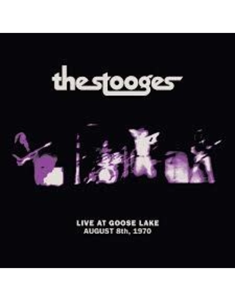 (CD) Stooges	- Live At Goose Lake: August 8th 1970