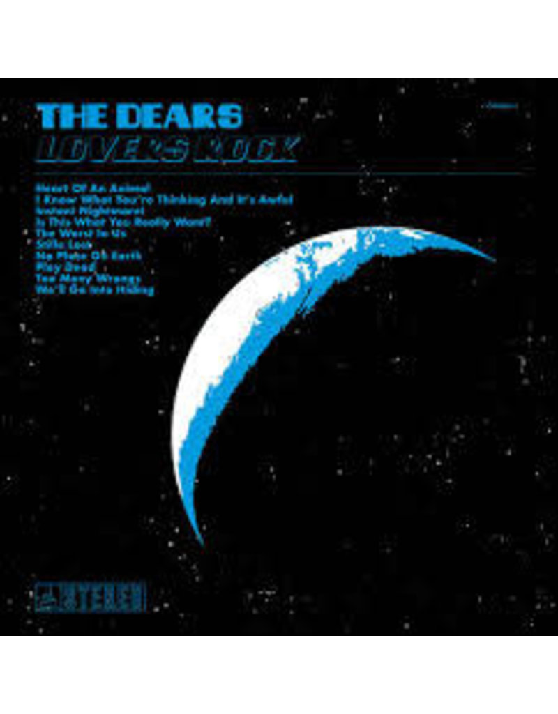 (CD) The Dears - Lovers Rock