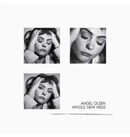 (LP) Angel Olsen - Whole New Mess (clear smoke translucent vinyl)