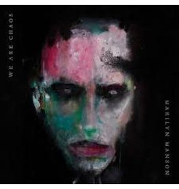 Loma Vista (CD) Marilyn Manson - We Are Chaos