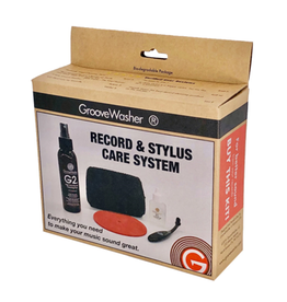 Microforum Distribution GrooveWasher -  Record & Stylus Care System