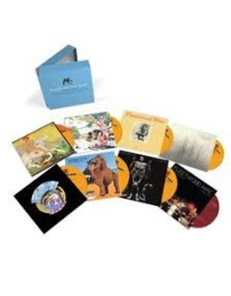 (CD) Fleetwood MacFleetwood Mac: 1969 -1974 (8 CD)