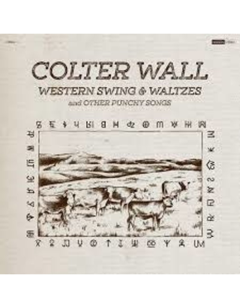 (CD) Colter Wall - Western Swing & Waltzes And Other Punchy Songs