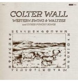 (LP) Colter Wall - Western Swing & Waltzes And Other Punchy Songs
