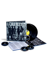 (CD) Lou Reed - New York (Deluxe Edition, 3CD/DVD/2LP)