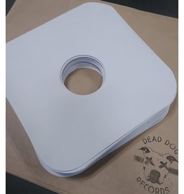 "12"" Paper Inner Sleeves 10/$2.99"