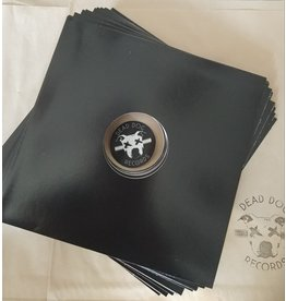 "12"" (Black) Outer Card Stock Sleeves"