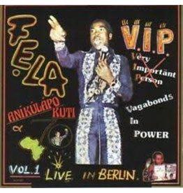 (LP) Fela Kuti - VIP (2019 Reissue)