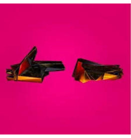 (LP) Run The Jewels - RTJ4 (Deluxe Edition: 4LP Pink & Gold)