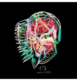 (LP) All Them Witches - Nothing as the Ideal (Galaxy Green and Black Vinyl)