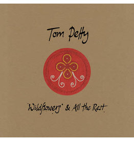 (LP) Tom Petty - Wildflowers And All The Rest (7 LP)