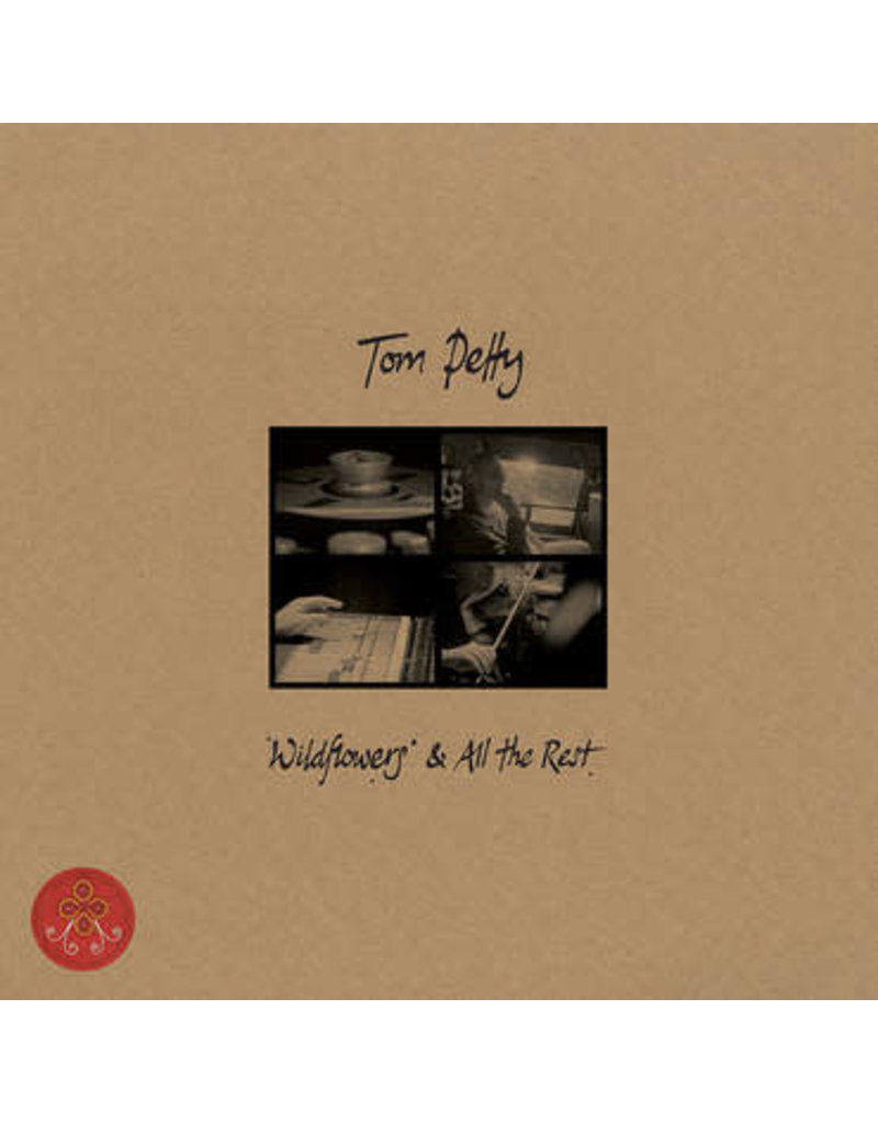 (LP) Tom Petty - Wildflowers & All the Rest [3LP]